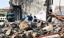 تمديد اعتقال المشتبه به في الانفجار بيافا