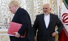 """جونسون يلتقي روحاني في ختام """"زيارة مجدية"""" لإيران"""