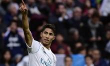 المغربي حكيمي يتحدث بعد هدفه الأول مع ريال مدريد