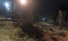 الاحتلال يعلن تدمير نفق للمقاومة قرب خان يونس