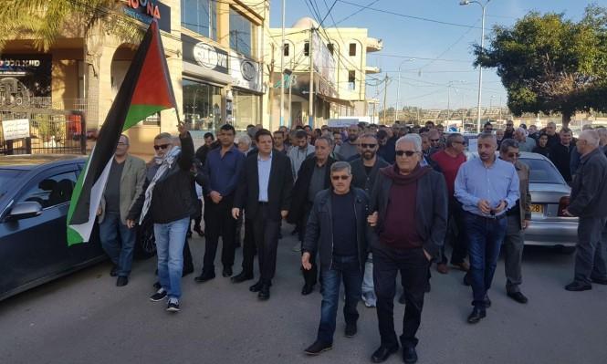 بينيت يتوعد العرب: أنصحكم عدم تجربة نفاذ صبرنا