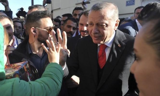 إردوغان: إسرائيل دولة احتلال وإعلان ترامب منعدم الأثر