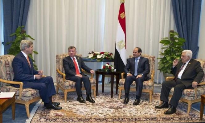 قمّة فلسطينية أردنية مصرية في القاهرة غدًا