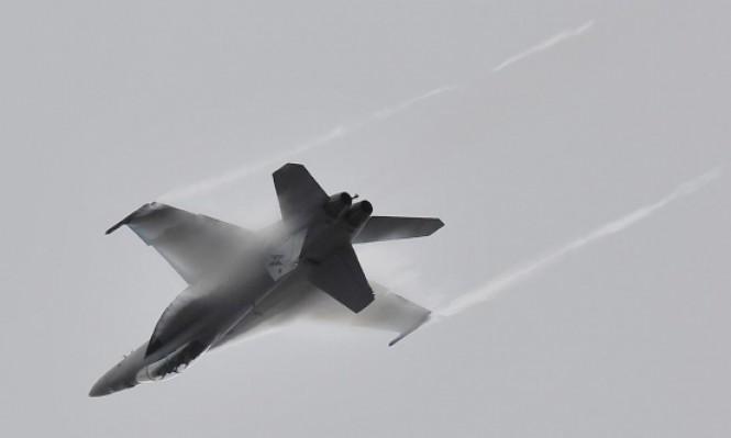 خلل فني يؤدي لتحطم طائرة تابعة لسلاح الجو الأردني