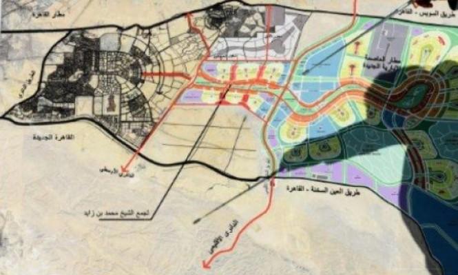 العاصمة الإدارية المصرية الجديدة: تكرار لنماذج غير ناجحة