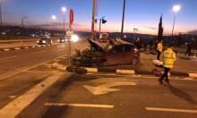 مصرع 113 عربيا في حوادث الطرق البلاد منذ مطلع العام