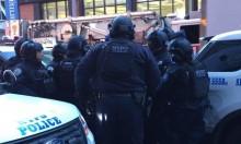 """بلدية نيويورك: حادث مانهاتن """"محاولة هجوم إرهابي"""""""