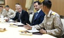 الأرض سورية والسيادة روسية... الأسد في أعقاب بوتين