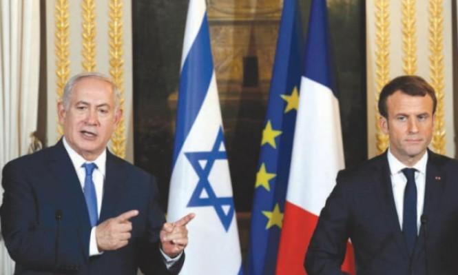 نتنياهو يطالب أوروبا بالضغط على الفلسطينيين لقبول الأمر الواقع