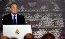 رئيس ريال مدريد يبدي تمسكه بإبرام صفقة كبيرة