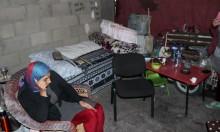حيفا: عربية تسكن بموقف سيارات بسبب الديون