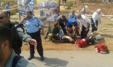 الاحتلال يصيب قاصرًا فلسطينيًا ويختلق رواية كاذبة