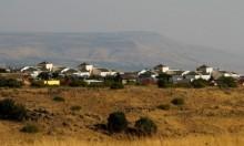 إسرائيل تزيل الألغام بالجولان للتوسع الاستيطاني