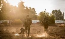 مناورات للجيش قبالة غزة والتحذير من ضربة استباقية للمقاومة