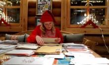 قرية فنلندية تستقبل نصف مليون رسالة أطفال في عيد الميلاد