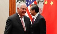 اليابان تدعو للضغط على كوريا الشمالية وتيلرسون للحوار