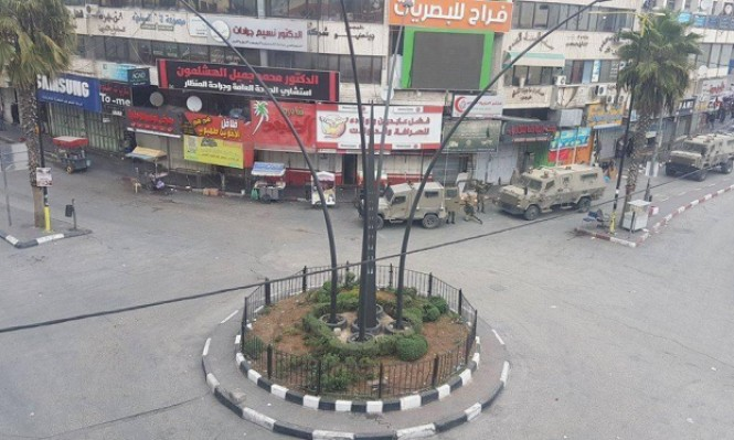 تجدد المواجهات مع قوات الاحتلال في رام الله والخليل