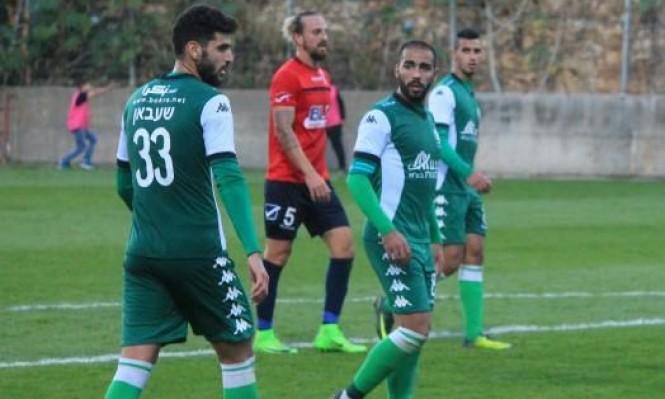 كابتن أخاء الناصرة: نأمل العودة من ريشون لتسيون بالفوز