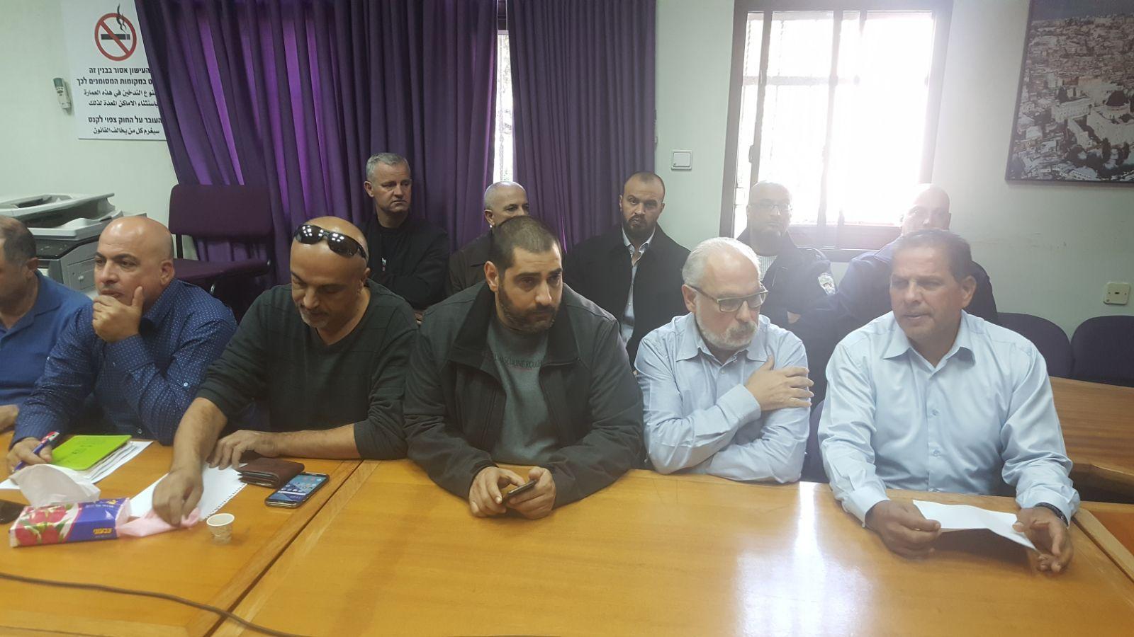 الناصرة: إلغاء احتفالات الميلاد تضامنا مع القدس