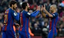 لاعب برشلونة يعيش أيامه الأخيرة مع الفريق