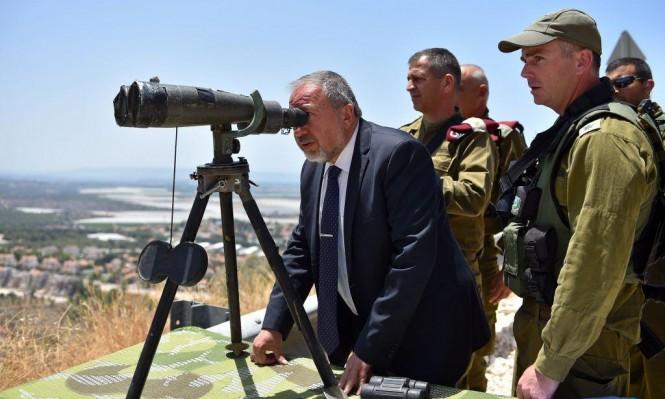 ليبرمان يهدد بعدوان إسرائيلي جديد ضد غزة