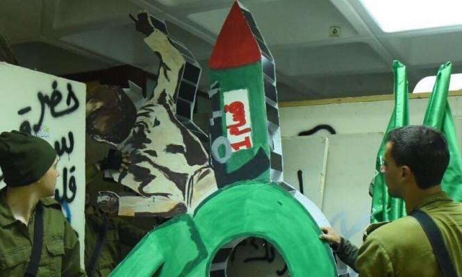 الاحتلال يعتقل 10 فلسطينيين ويـتأهب لانطلاقة حماس