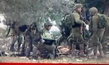 البيرة: إصابة فلسطيني بجروح حرجة برصاص الاحتلال