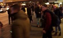 هولندا: إخلاء مطار بعد إطلاق الشرطة النار على رجل يحمل سكينًا
