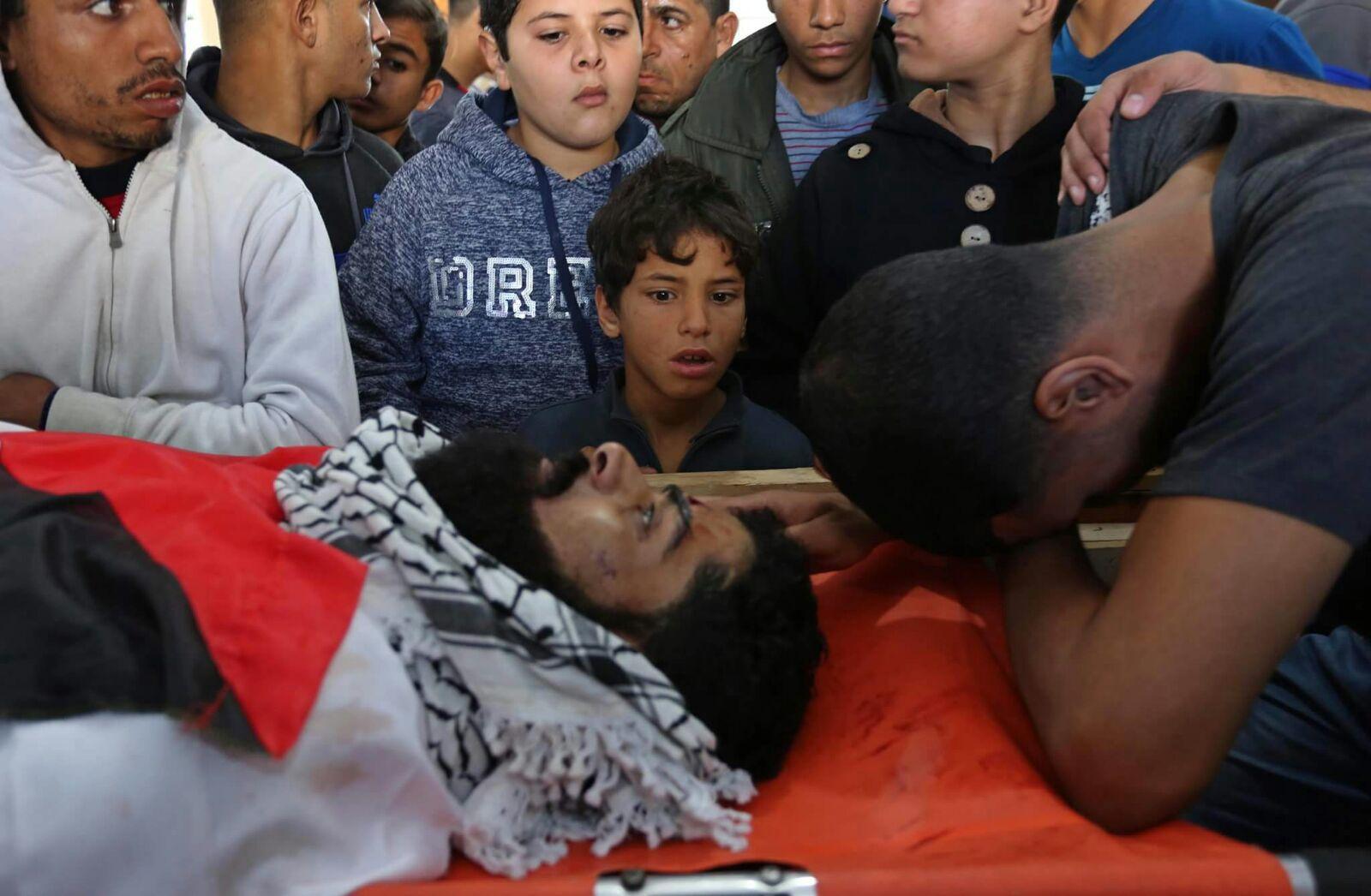 """فلسطين تشيع 4 من شهداء """"هبة القدس"""""""