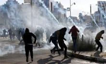 جرحى واعتقالات بقمع الاحتلال لتظاهرات بالقدس وغزة