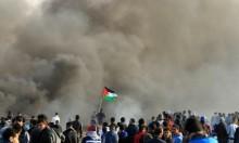 غزة: إصابات في مواجهات مع الاحتلال