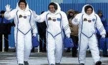ثلاثة رواد فضاء ينطلقون إلى محطة الفضاء الدولية