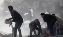 خان شيخون: مقتل 10 أشخاص من عائلة واحدة في غارة روسية