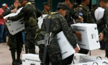 دعوات دولية لإعادة انتخابات الرئاسة في هندوراس