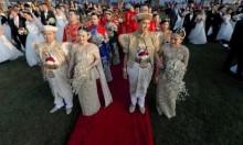 سريلانكا:حفل زفاف جماعي لخمسين من الأزواج الصينيين