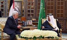 عباس يستبق جولة نائب ترامب ويسافر للسعودية