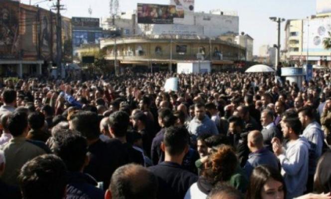العراق: إحراق مقار حزبية وأمنية في السليمانية احتجاجا على الفساد