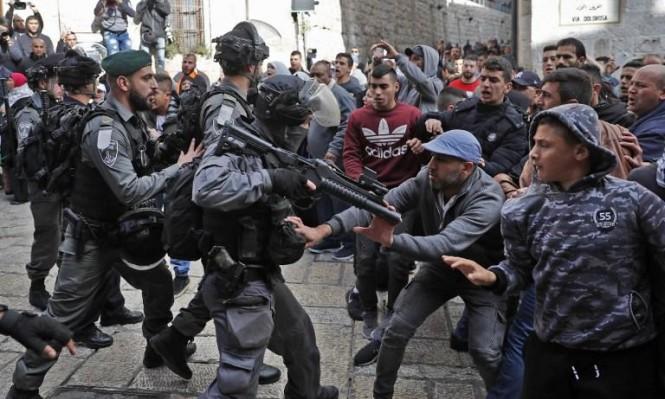 الاحتلال يضييق على الفلسطينيين