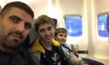 منع طفلين والدهما من النقب من دخول البلاد
