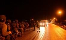 مواجهات واعتقالات بالضفة والاحتلال يتوغل بدير البلح