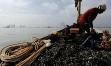 العثور على جزيئات بلاستيكية تسبب التلوث في البحار