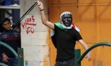 110 إصابات في مواجهات مع الاحتلال