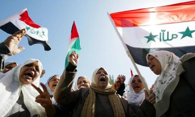 العراق يجرد اللاجئين الفلسطينيين من الحقوق والامتيازات