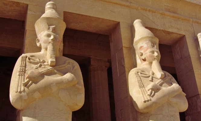 """""""الانقلاب الشتوي"""": الشمس تتعامد على 3 معابد مصرية"""