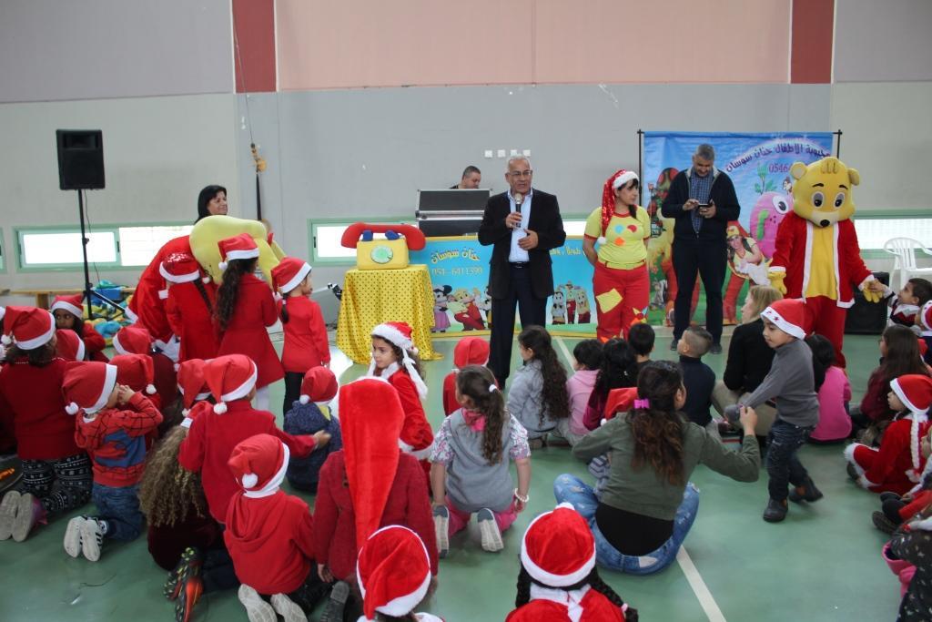 شفاعمرو تحتفل بعيد الميلاد المجيد