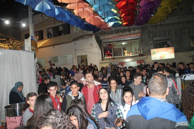 """البعنة: مشاركة واسعة في مهرجان """"الحارة"""""""