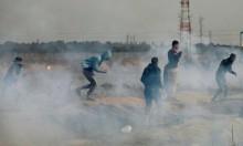 شهيدان برصاص الاحتلال بمواجهات في غزة