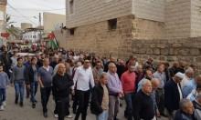 جديدة المكر: مسيرة حاشدة نصرة للقدس