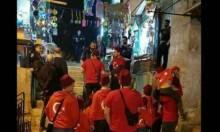 الاحتلال يعتقل 3 أتراك بالقدس المحتلة