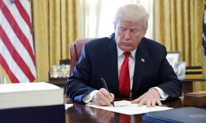 """""""الديمقراطيون"""" يصفونه بـ""""هدية للأثرياء"""": ترامب يوقّع قانون الضرائب"""